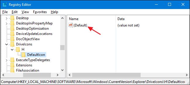 desktop icon names not showing in windows 10
