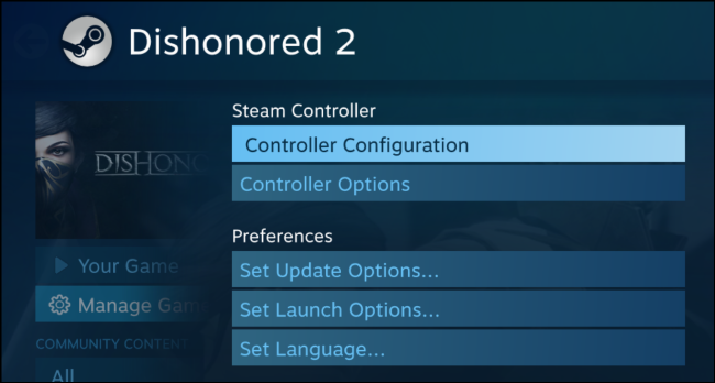 how to use a xbox controller for games on steam