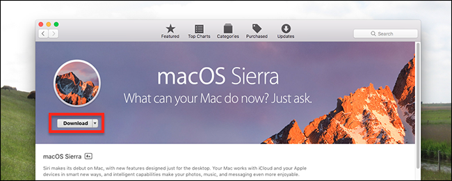 macos-download-sierra