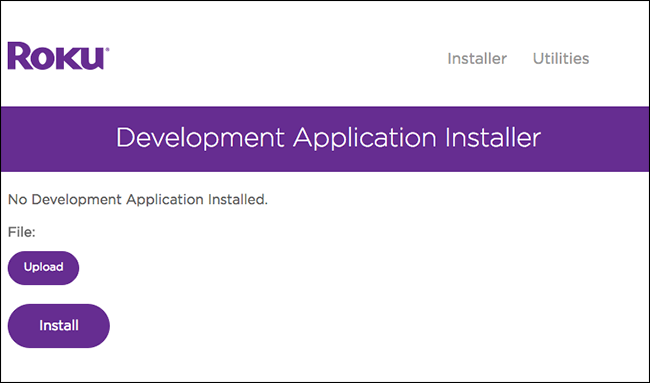 roku-developer-installer