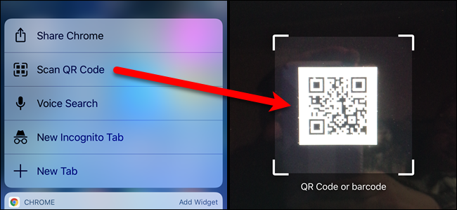 How to Scan a QR Code Using Chrome on Your iPhone
