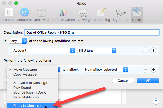 how to set up mac to receive text messages