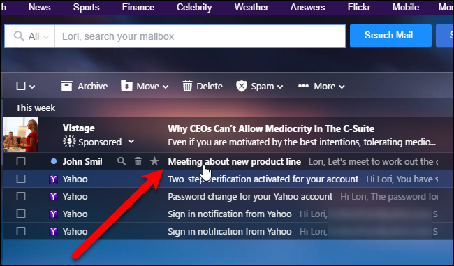 how to add an automatic reply in yahoo mail