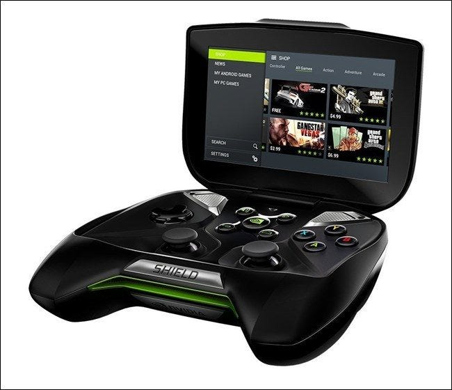 What Is NVIDIA SHIELD?