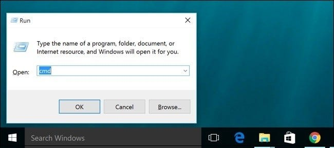 10 Ways to Open the Command Prompt in Windows 10
