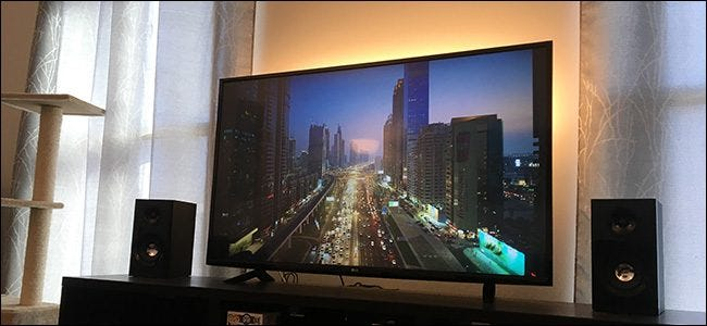 Turn Up Your Tv S Backlight Not The Brightness To Make It Brighter