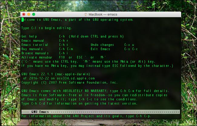 emacs-launch