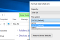 What File System Should I Use for My USB Drive?