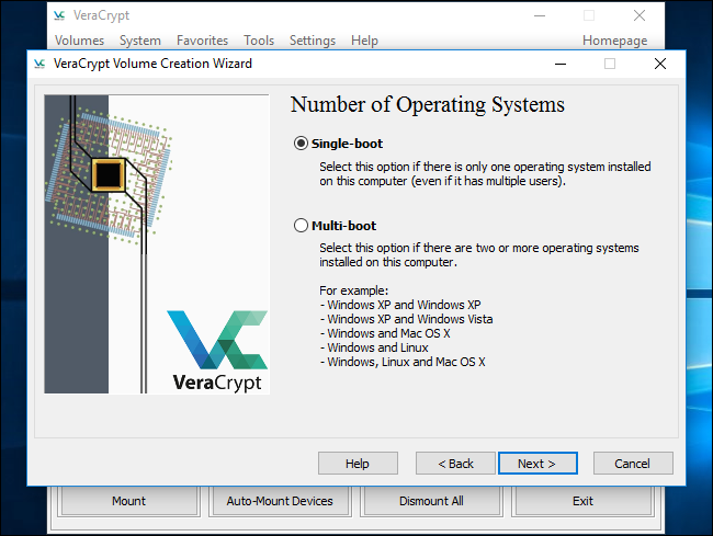How to Encrypt Your Windows System Drive With VeraCrypt