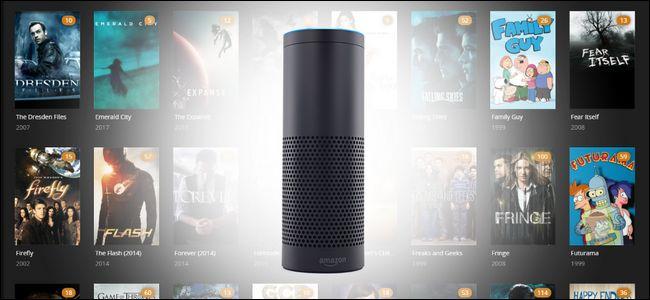 How to Control Plex Media Center with the Amazon Echo