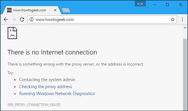 Windows 8 proxy server off
