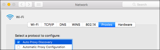 How to Configure a Proxy Server on a Mac
