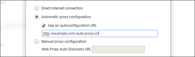 How to Configure a Proxy Server on a Chromebook