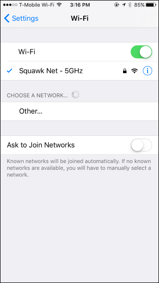 How to Configure a Proxy Server on an iPhone or iPad