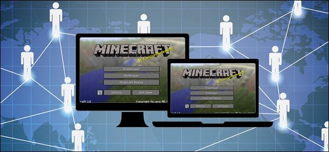 How to Set Up Minecraft So Your Kids Can Play Online with