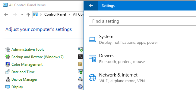 Windows 10's Settings Are a Mess, and Microsoft Doesn't Seem