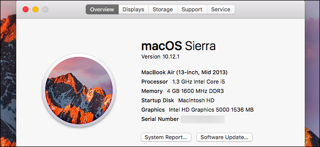 How to Find Your Mac's Serial Number (Even if You Don't Have Your Mac)
