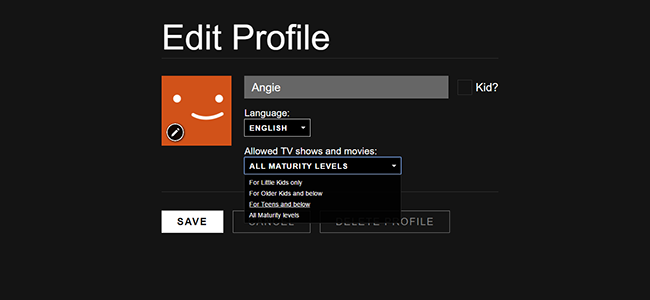 how to create another profile on ps4