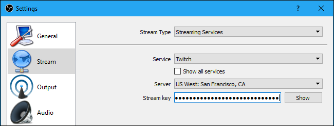 How to Stream a PC Game on Twitch with OBS