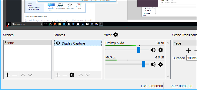 How to Record Your Desktop and Create a Screencast on Windows