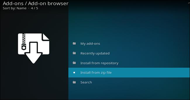 kodi-addon-installer