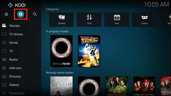 How to Customize Estuary, Kodi's New Default Skin