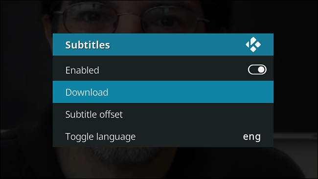 How to download subtitles for movies and tv shows in kodi kodi subtitles download button ccuart Images