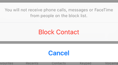 How to Block Someone from Calling, Messaging, and FaceTiming You on an iPhone or Mac