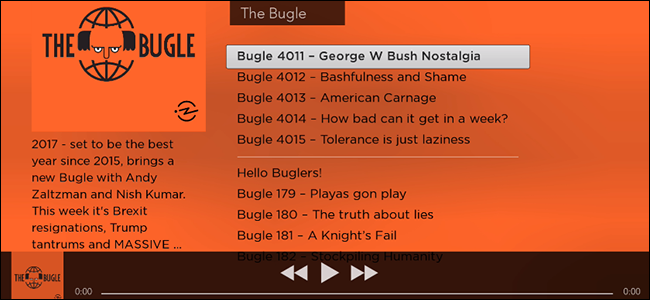 the-bugle-roku-working