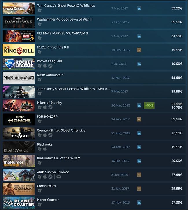 best steam mac games 2012