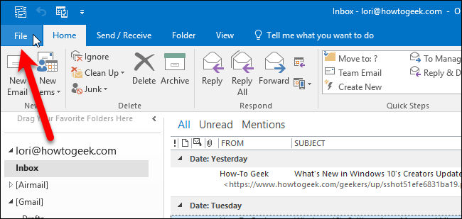 how to view pdf files in outlook