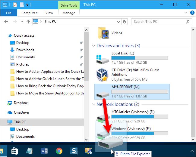 External HDD wont show up in Explorer but shows in