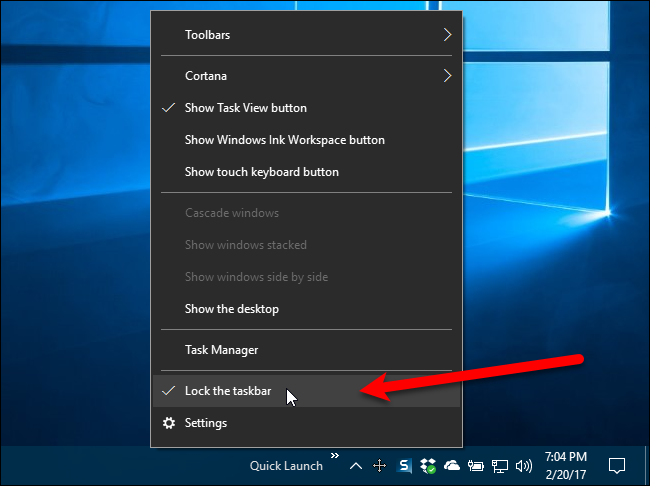 Click And Drag The Two Vertical Dotted Lines On Left Side Of Quick Launch Bar To Taskbar Youll Find You Cant Past