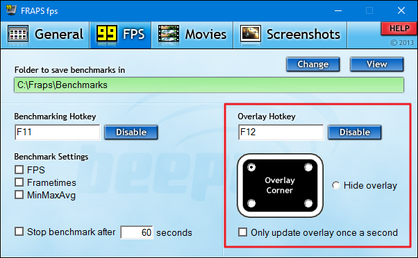 fps monitor activation code