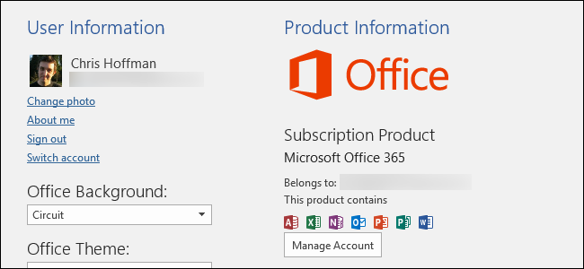 crack office 365 version 1707