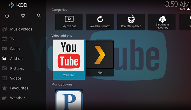 How to Install and Configure Add-Ons in Kodi