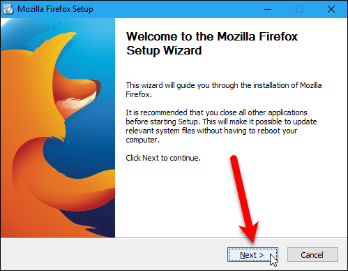 How to Upgrade Firefox from 32-bit to 64-bit in Windows Without