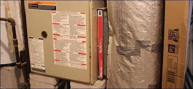 If Your Hvac System Is In Attic The Air Filter May Be A Vent Ceiling You Ll Find Few Levers That Can Move To Open