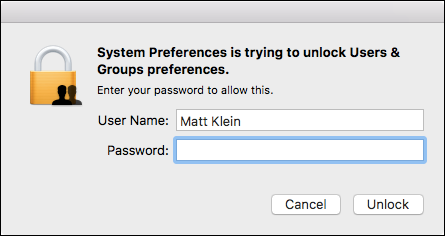 How to Set up a Guest User Account on macOS