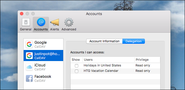 How To Add Your Google Calendar To The Calendar On Macos