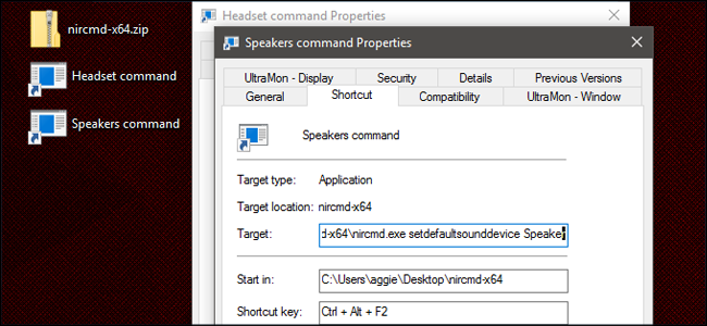 How to Switch Windows Sound Outputs With a Hotkey