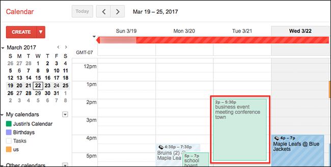 Create Google Calendar Event From Ics File