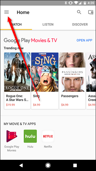 free movies compatible with chromecast