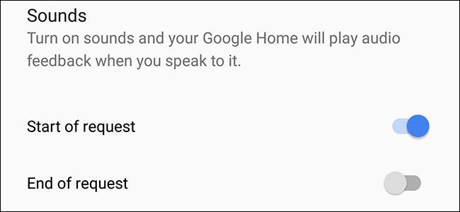 "How to Make Google Home Play a Sound When You Say ""OK, Google"""