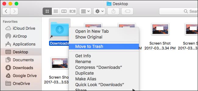 How to Create and Use Symbolic Links (aka Symlinks) on a Mac