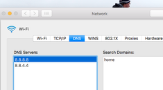 How to Use OpenDNS or Google DNS on Your Mac