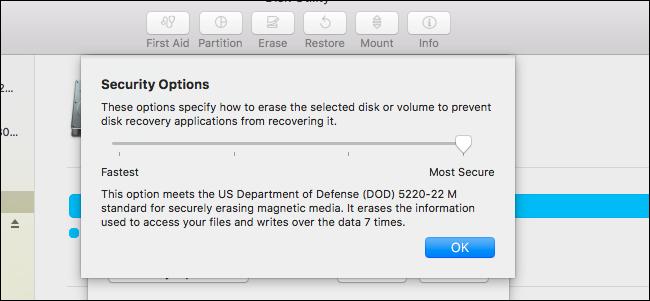 How to Wipe a Mac Hard Disk Drive (HDD)