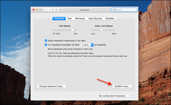 How to Disable Caps Lock in macOS