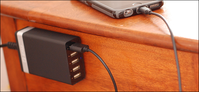 How To Add A Charging Station To Your Nightstand Without