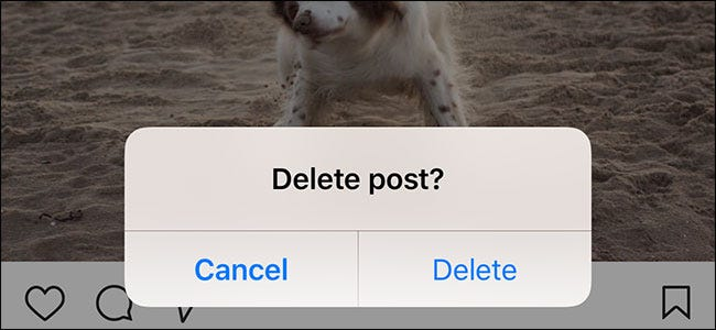 How to Delete a Post from Your Instagram Account